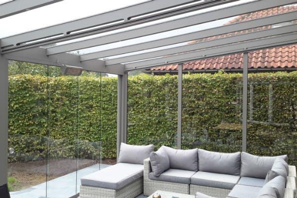 Tuin Veranda Maken : Veranda of terrasoverkapping laten bouwen op maat wat zijn de kosten